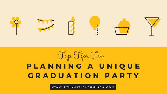 Top Tips for Planning a Unique Graduation Party