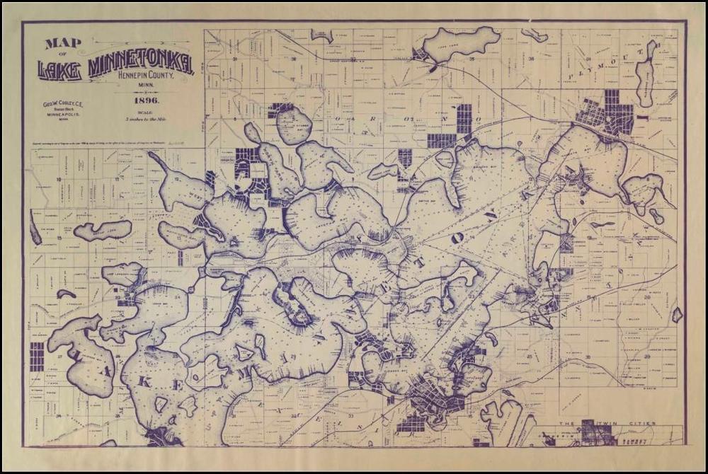 The History of Lake Minnetonka