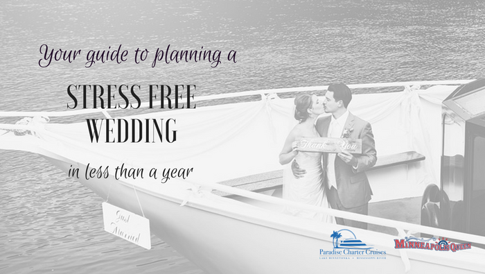 Your Guide To Planning a Stress-Free Wedding in Less Than a Year