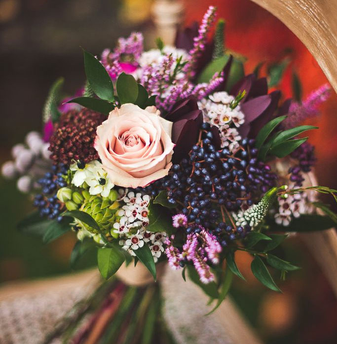 Diy bridal bouquets for your fall wedding paradise cruise source junglespirit