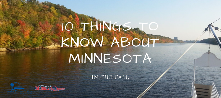 10 Things to Know About Minnesota in the Fall